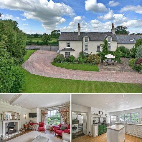 6 bedroom detached house for sale - Well Lane, Mollington, Chester, CH1