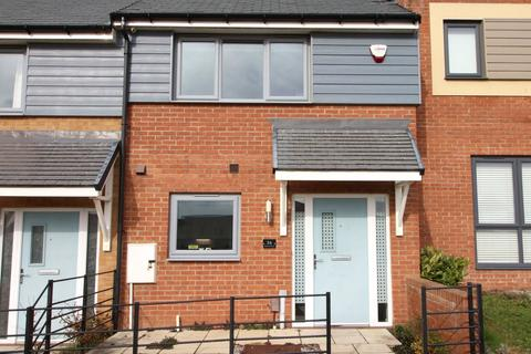 2 bedroom terraced house for sale - The Rise