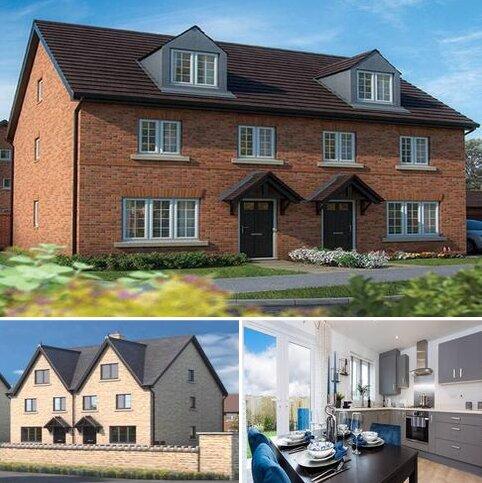 3 bedroom semi-detached house for sale - Plot 120, Beech at Fernleigh Park, Campden Road, Fernleigh Park, Long Marston CV37