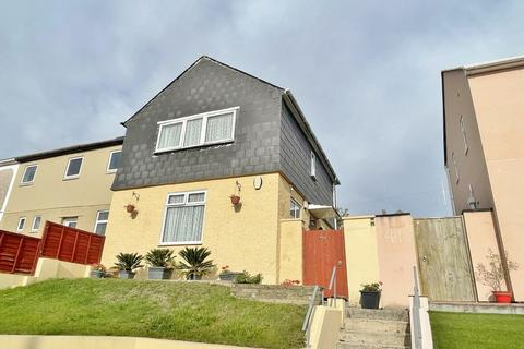3 bedroom end of terrace house for sale - Mirador Place, Plymouth