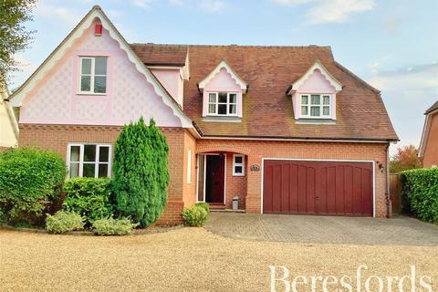 4 bedroom detached house for sale - The Orchard, Braintree Road, CM6