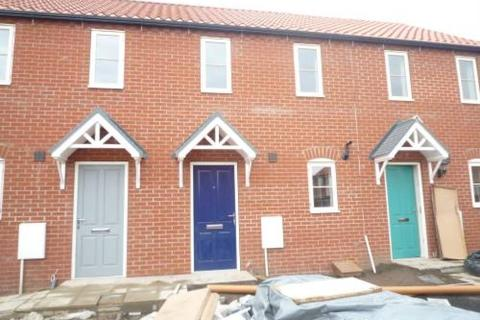 2 bedroom terraced house to rent - Canal Close, Louth, Lincolnshire