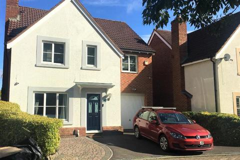 4 bedroom detached house to rent - Wynwards Road, Abbey Meads, Swindon, Wiltshire, SN25 4ZP