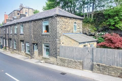 3 bedroom end of terrace house for sale - Sheffield Road, New Mill