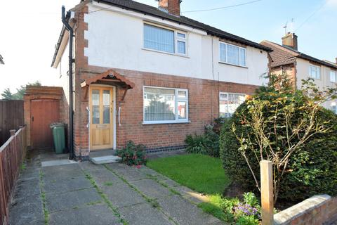 3 bedroom semi-detached house for sale - Burleigh Avenue, Wigston, Leicestershire
