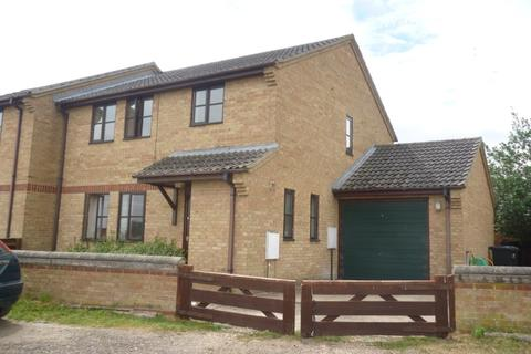 3 bedroom semi-detached house to rent - Qua Fen Common, Soham