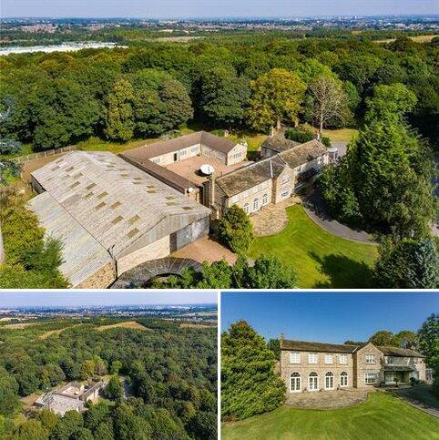 Equestrian property for sale - Edlington Wood House, Edlington, Doncaster, South Yorkshire, DN12