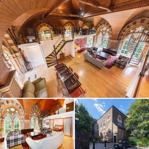 3 bedroom apartment to rent - The Great Hall, Victory Road, London, E11