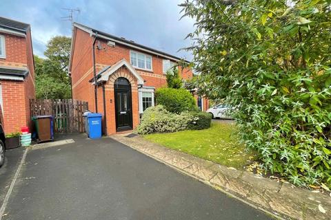 2 bedroom semi-detached house to rent - Petworth Close, Manchester