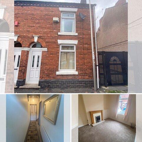 2 bedroom end of terrace house to rent - Myrtle Street, Crewe