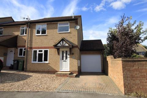 3 bedroom end of terrace house for sale - Woodstock Close, Hedge End