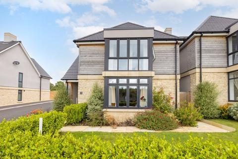 4 bedroom detached house for sale - Contemporary eco friendly village home