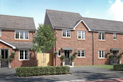 3 bedroom end of terrace house for sale - Plot 33, The Eveleigh at Acorns Green, Regent Street, Ellesmere Port, Cheshire CH65