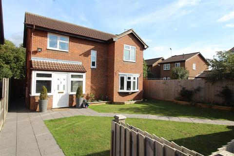 4 bedroom detached house for sale - Barbers Hill, Werrington, Peterborough