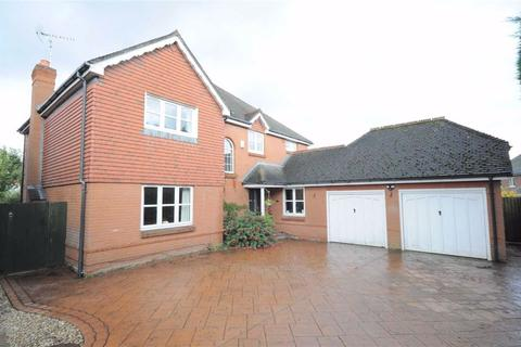 4 bedroom detached house for sale - Meadowbank Avenue, Weston