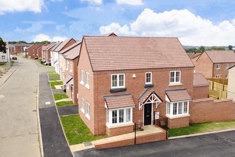 3 bedroom detached house for sale - Harvester Way, Trowel Close, Northampton, NN4
