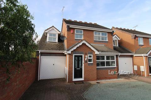 4 bedroom detached house for sale - Belfry Drive, Wollaston, Stourbridge