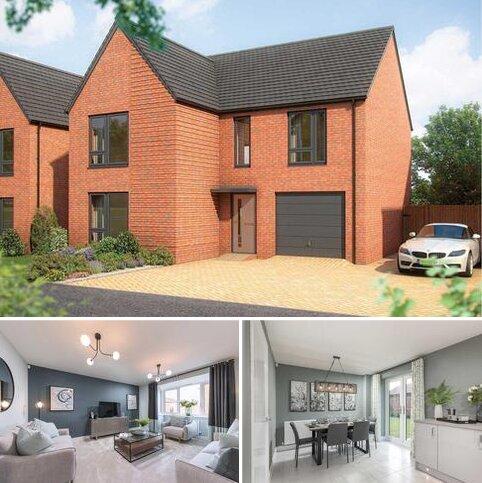 4 bedroom detached house for sale - Plot 18, The Grainger at Walton Peaks, Whitecotes Lane, Chesterfield, Derbyshire S40