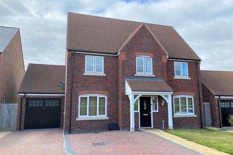 4 bedroom detached house for sale - Pine Marten Close, Hardwicke, Gloucester