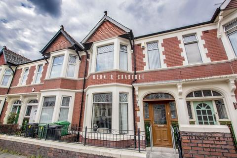 3 bedroom terraced house for sale - Redcliffe Avenue, Victoria Park, Cardiff