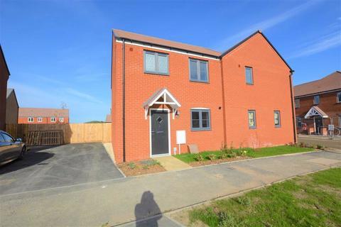 3 bedroom semi-detached house to rent - Hunts Grove Drive, Hardwicke