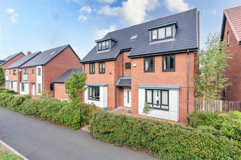6 bedroom detached house for sale - Abberwick Walk, Great Park, Newcastle Upon Tyne