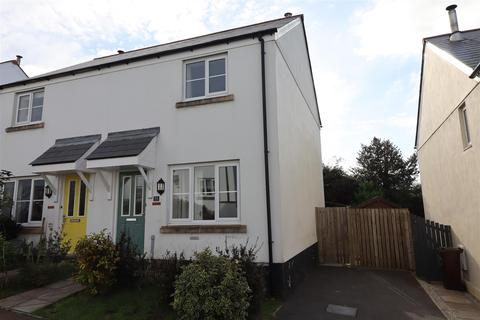 2 bedroom semi-detached house to rent - Roseworthy Road, Shortlanesend