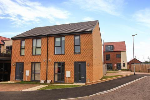 2 bedroom semi-detached house to rent - Woodside Way, Ellington, Morpeth