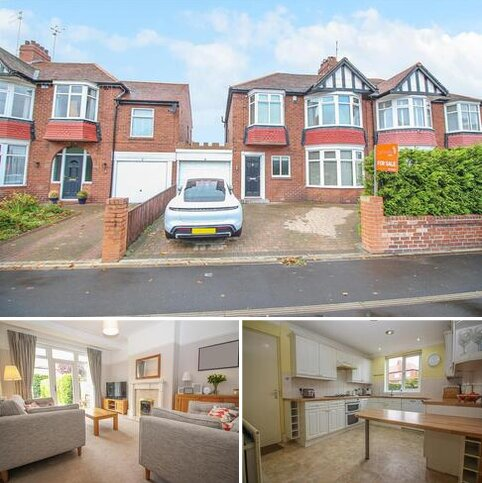 3 bedroom semi-detached house for sale - Great North Road, Brunton Park, Newcastle upon Tyne