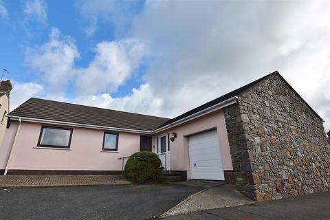 3 bedroom detached bungalow for sale - Craig Las, Letterston, Haverfordwest