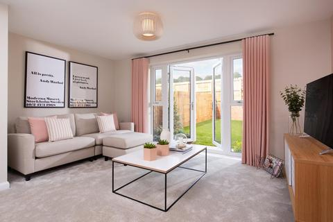2 bedroom end of terrace house for sale - WILFORD at Beaumont at Warwick Gates Vickers Way, Warwick CV34