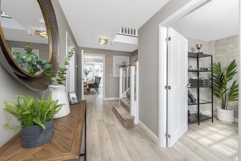 4 bedroom detached house for sale - Cedar at Barratt Homes at Chilmington Hedgers Way, Kingsnorth TN23