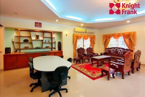 5 bedroom house - Sangkat Tonle Basac, Khan Chamkarmon, KHSV107