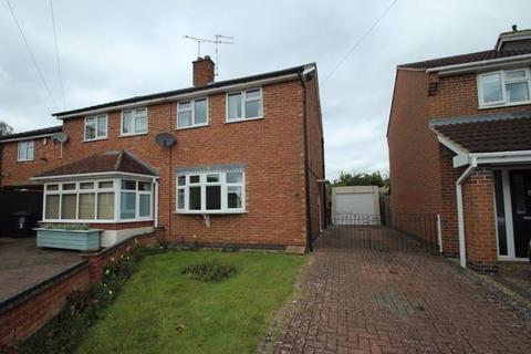 2 bedroom semi-detached house to rent - Heddington Close, West Knighton, Leicester, LE2 6HE