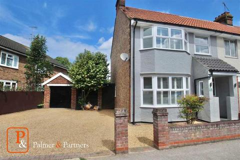 4 bedroom end of terrace house for sale - Rushmere Road, Ipswich