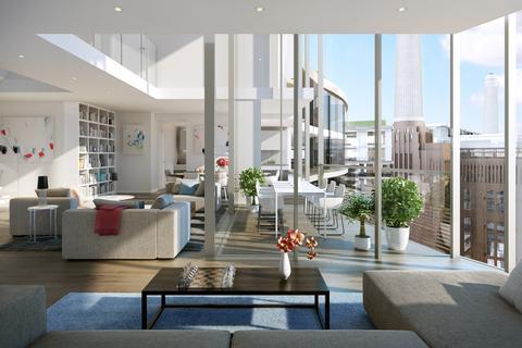 3 bedroom apartment for sale - Battersea Roof Gardens, Battersea Power Station, London SW8