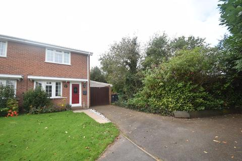 2 bedroom semi-detached house to rent - Ingestre Close, Newport