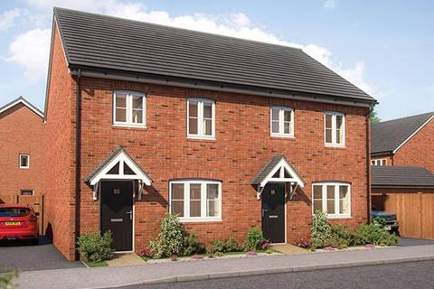 3 bedroom semi-detached house for sale - Plot 3041, Magnolia at Edwalton Fields, Melton Road, Edwalton, Nottinghamshire NG12