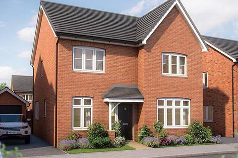 4 bedroom detached house for sale - Plot 3075, Aspen at Edwalton Fields, Melton Road, Edwalton, Nottinghamshire NG12