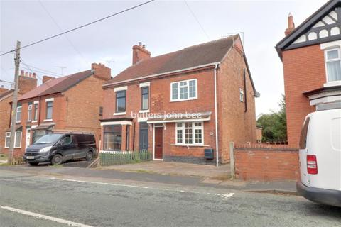 3 bedroom end of terrace house to rent - Crewe Road