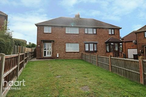 3 bedroom semi-detached house for sale - Noreen Avenue, Sheerness
