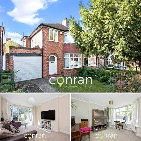 3 bedroom semi-detached house to rent - Ashridge Crescent, Shooters Hill, SE18