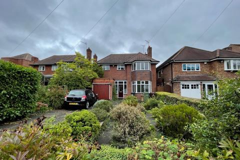 4 bedroom detached house to rent - Winterbourne Road, Solihull, West Midlands