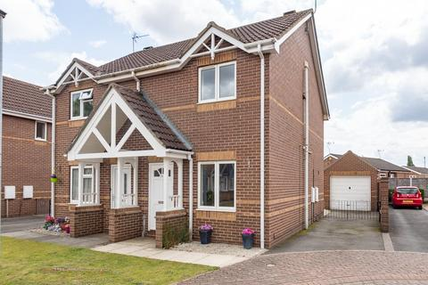 2 bedroom semi-detached house to rent - Woodale Close, Scunthorpe