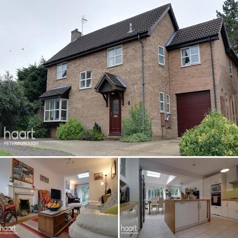 5 bedroom detached house for sale - Whitewater, Orton Wistow, Peterborough