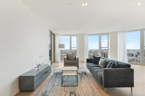 3 bedroom apartment for sale - Southbank Tower London SE1