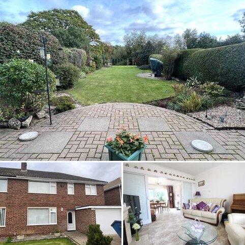 4 bedroom semi-detached house for sale - Ashwood Way, Hucclecote, Gloucester, GL3