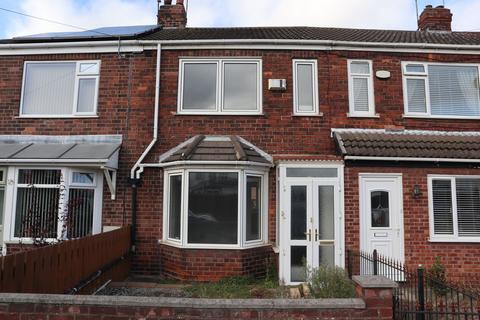 2 bedroom terraced house to rent - Kathleen Road, HU8