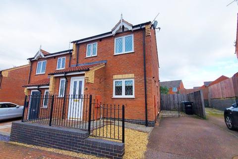 3 bedroom semi-detached house to rent - Cromer Close, Grantham, NG31