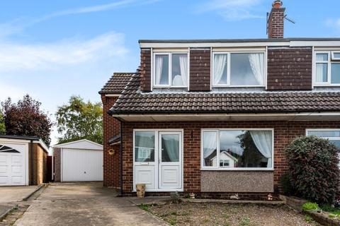 4 bedroom semi-detached house for sale - HALL PARK GARTH, HORSFORTH, LEEDS, LS18 5LT